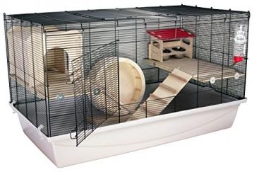 Hamsterkäfig Gitter komplett