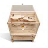 Hamsterkäfig XXL Holz