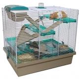 Hamsterkäfig XXL Kunststoff