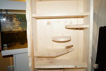 Hamsterturm mit Leitern