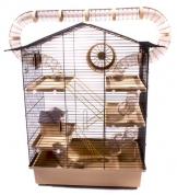XXL Hamsterkäfig mit Röhren