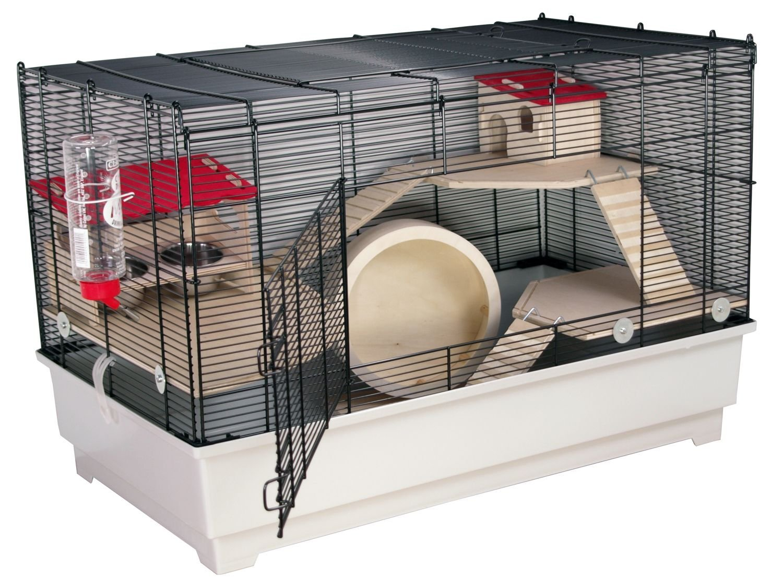 Gitter Hamsterkäfig Komplettset