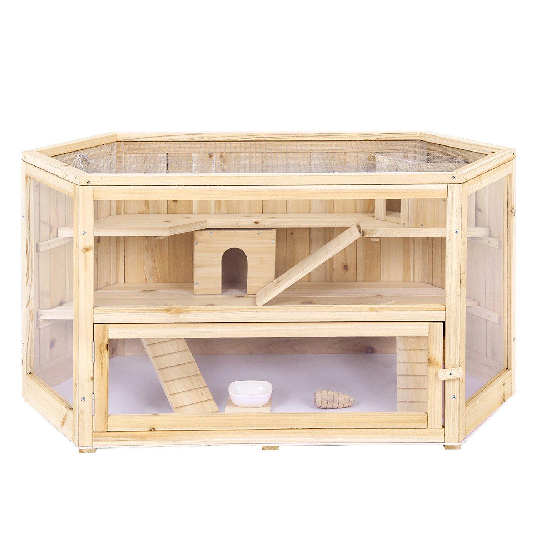 Hamsterkäfig Holz Empfehlung