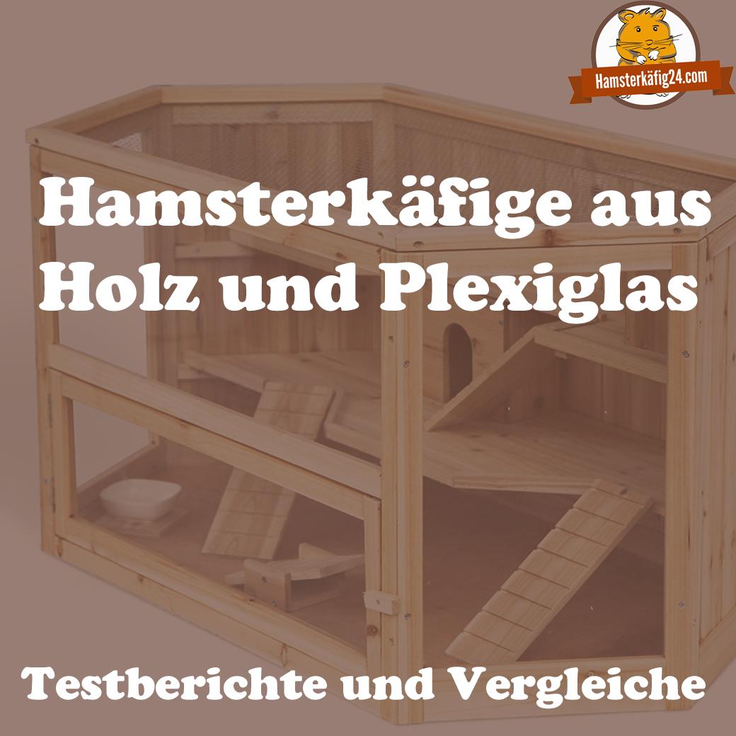 Hamsterkäfig aus Holz Empfehlungen