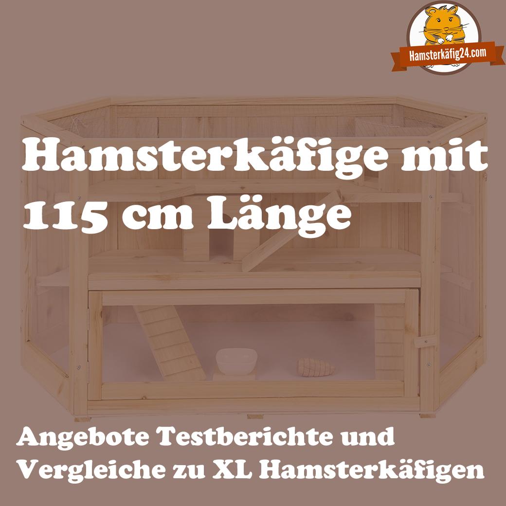 Hamsterkäfig 115 cm