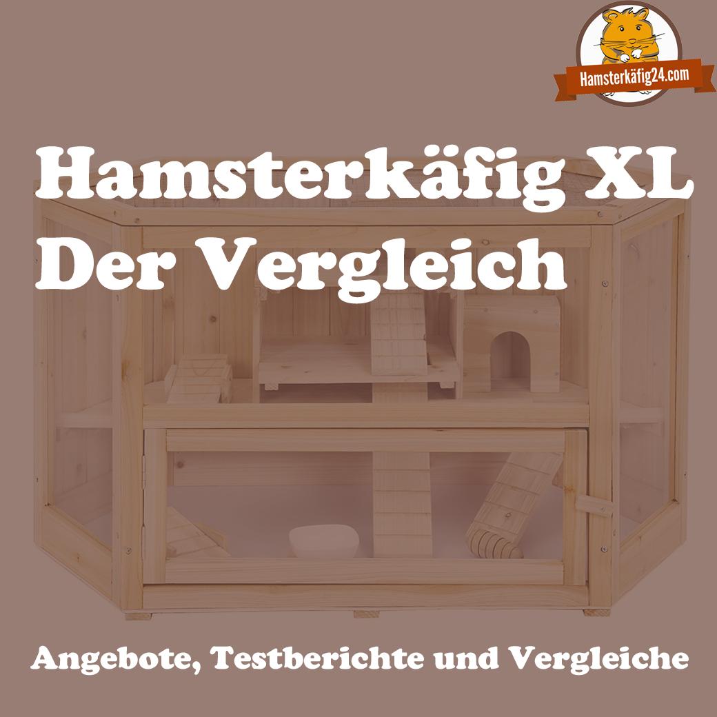 Hamsterkäfig-XL
